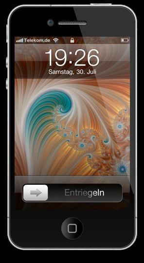 iPhone Hintergrund #1