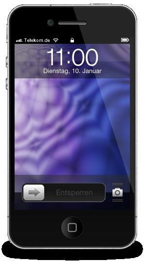 iPhone Hintergrund #5