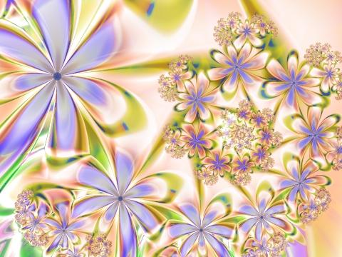 Sommermode (Pastell)