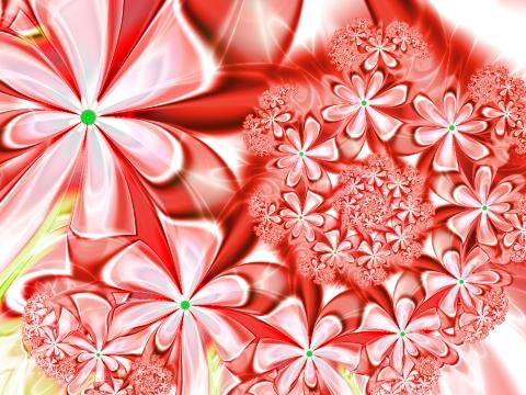 Sommermode (Rot und Pink)