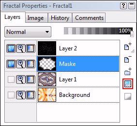 Layer zur Maske machen